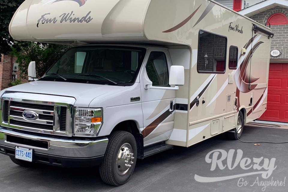 The Harley RV - Available during Winter for Snowbirds! in Cornwall, Ontario