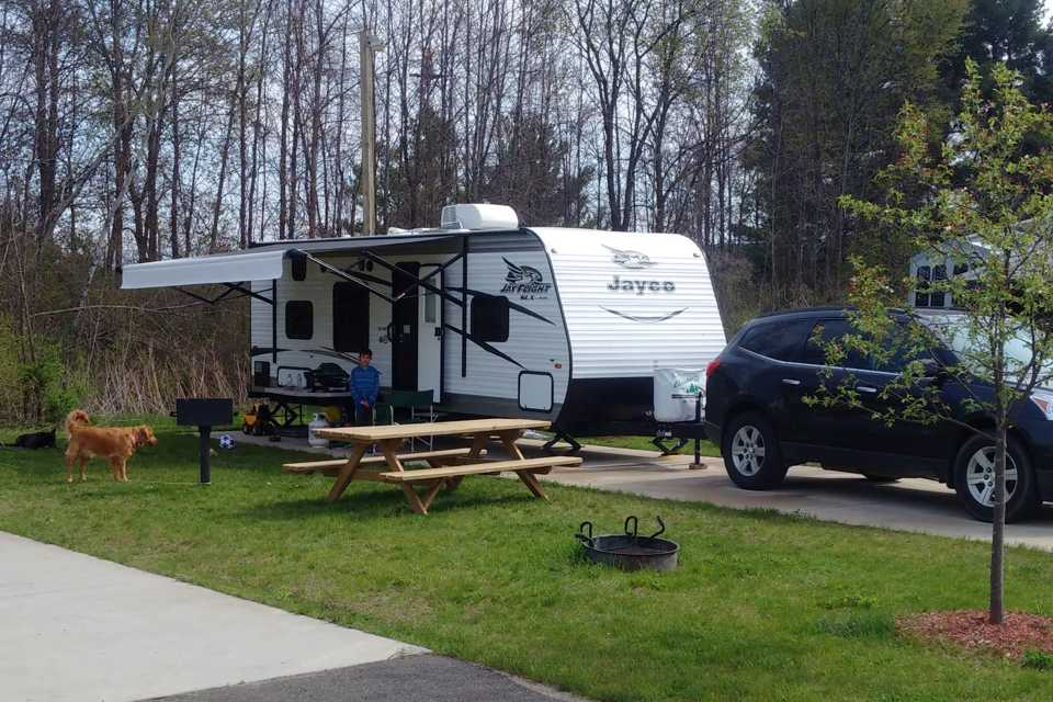 Family Friendly Affordable Camping in Sault-Ste-Marie, Ontario