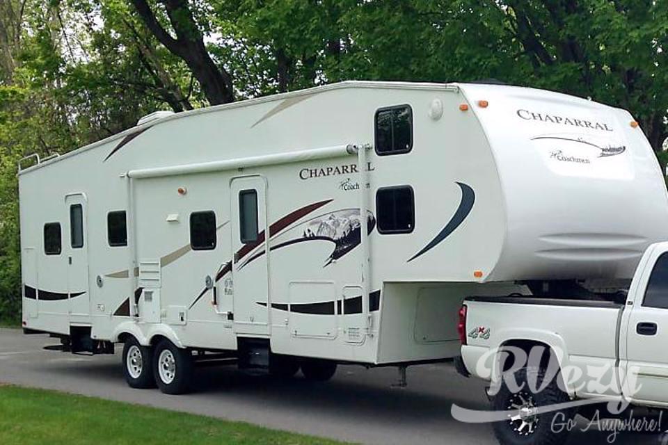 37' Bunkhouse Trailer Delivered! in Bridgenorth, Ontario