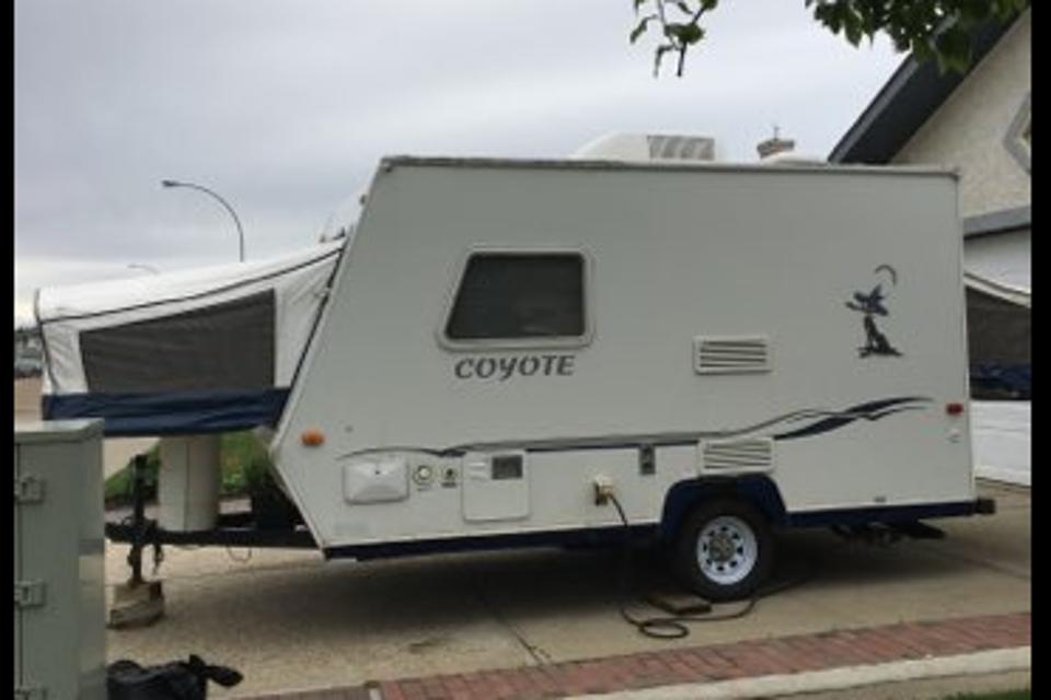 Coyote Easy in Edmonton, Alberta