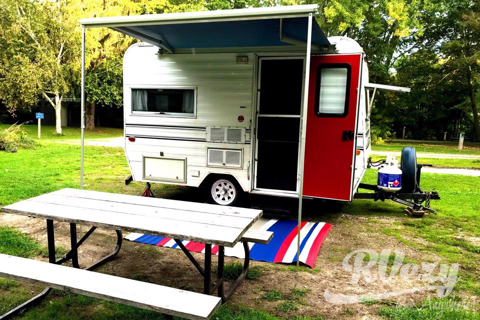 Fully Equipped Easy Tow 14' Travel Trailer in Orillia, Ontario