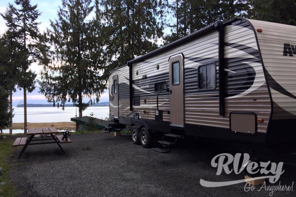 RV there yet? in Nanaimo, British Columbia