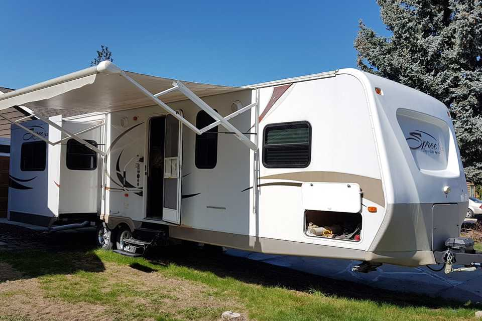 Luxury Trailer! in Smithers, British Columbia