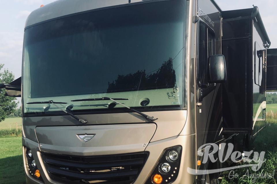 Fleetwood Flair Classe A / Rive-sud Quebec - saison 2020 in Levis, Quebec