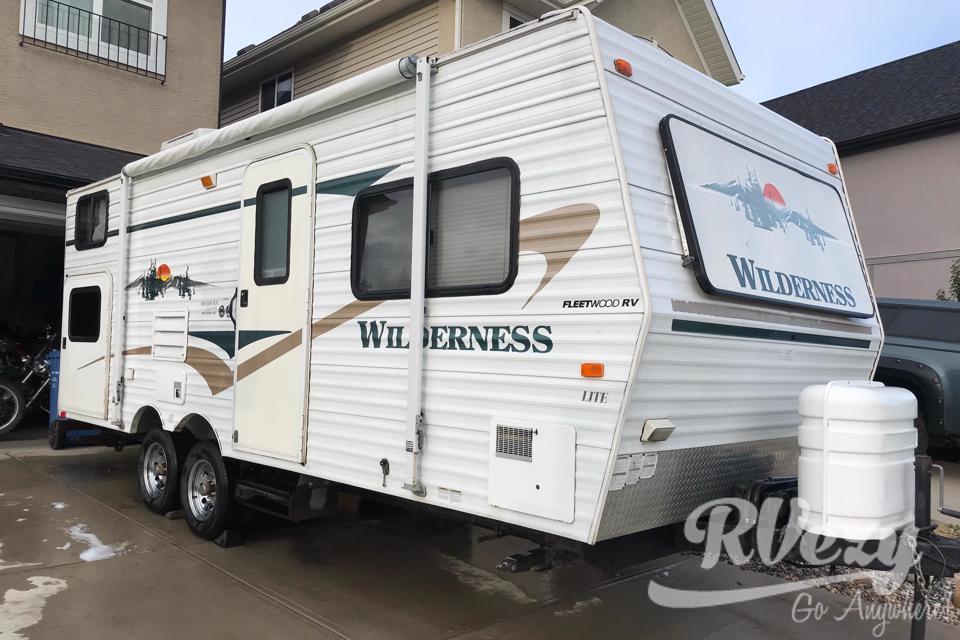 Wilderness Awaits - 22ft in Calgary, Alberta