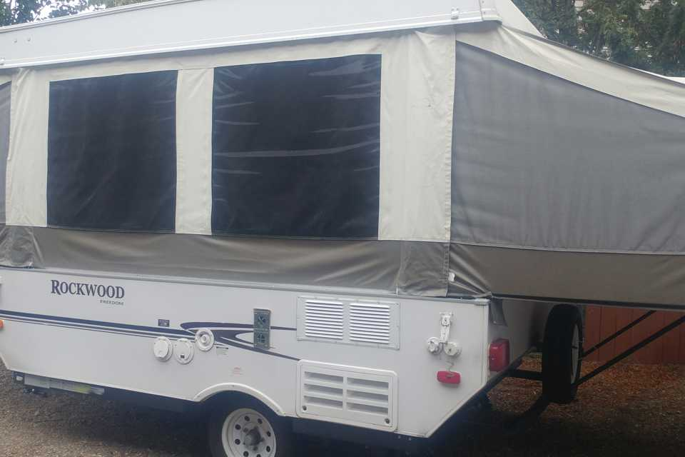 Lighweight trailer, easy to tow in Airdrie, Alberta