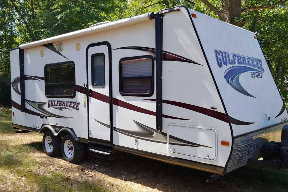 The perfect little trailer  in Sarnia, Ontario