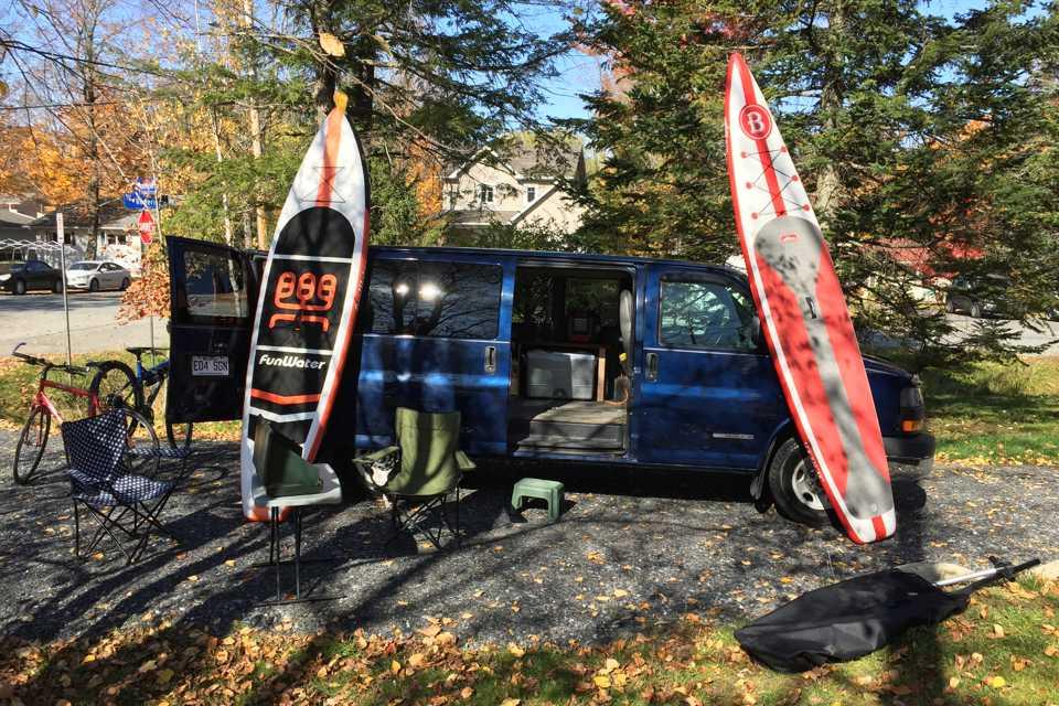 Aventurevan in Sherbrooke, Quebec