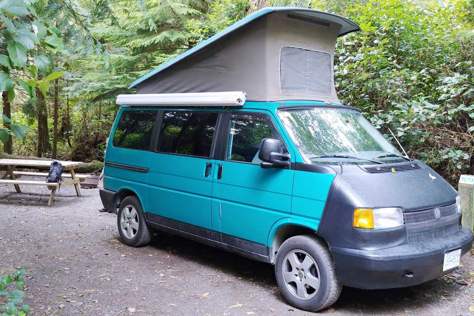 Volkswagen T4 Westfalia (Automatic Transmission) in Vancouver, British Columbia