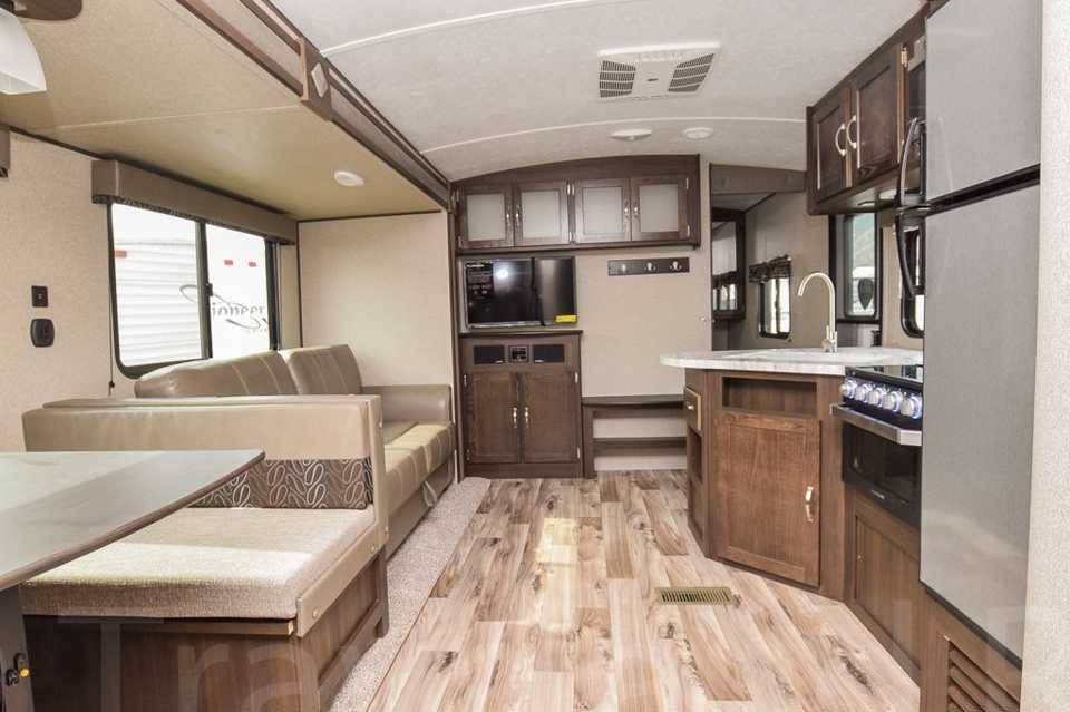 The Perfect get-a-way RV Cottage in Kelowna, British Columbia