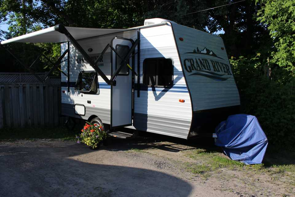 2020 Grand River Bunkhouse Ultra-Lite 18BH in New-Tecumseth, Ontario