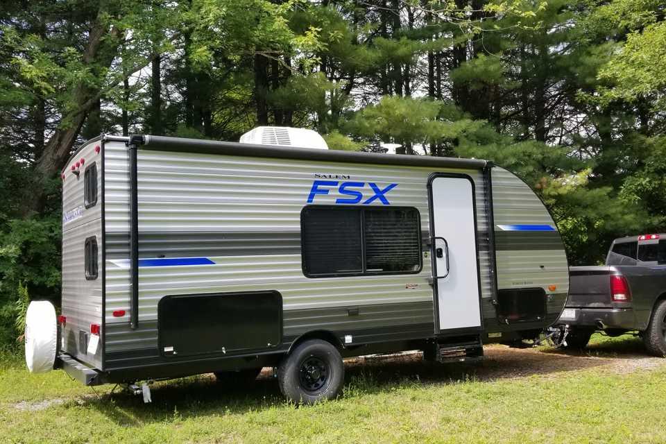 2020 FSX Travel Trailer 2 in Midhurst, Ontario