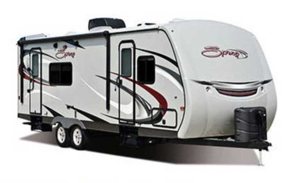 Family sized travel trailer in Dartmouth, Nova Scotia