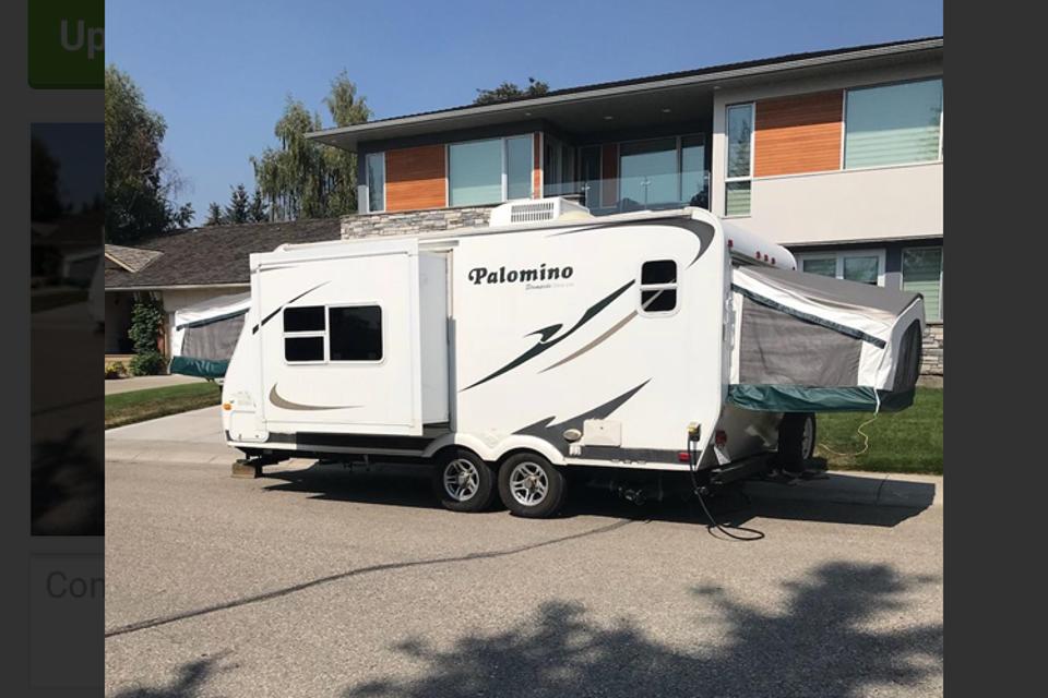 Camping Adventures in Calgary, Alberta